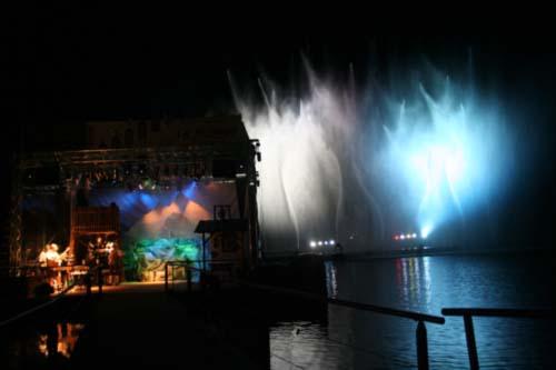 Wasser Feuer Und Licht Theater Im Stadl Mariazeller